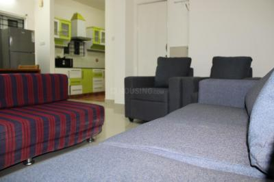 Gallery Cover Image of 813 Sq.ft 2 BHK Apartment for rent in Kovilambakkam for 22000