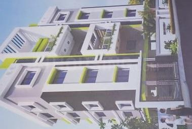 Building Image of 800 Sq.ft 2 BHK Independent Floor for buy in Somalwada for 3300000
