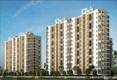 Gallery Cover Image of 1103 Sq.ft 2 BHK Apartment for buy in Saarrthi Savvy Homes 2, Hinjewadi for 6200000