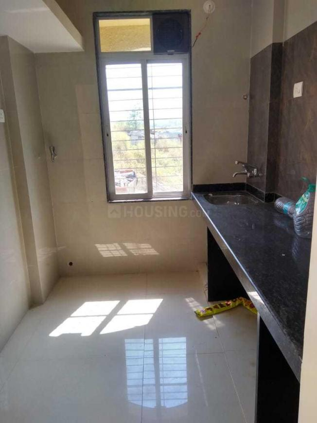 Kitchen Image of 660 Sq.ft 1 BHK Apartment for rent in Badlapur East for 6000