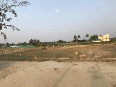 Gallery Cover Image of 1200 Sq.ft Residential Plot for buy in Green Net City, BEML Cooperative Society Layout for 3000000