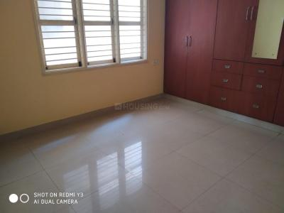 Gallery Cover Image of 1222 Sq.ft 2 BHK Independent Floor for rent in Murugeshpalya for 22000