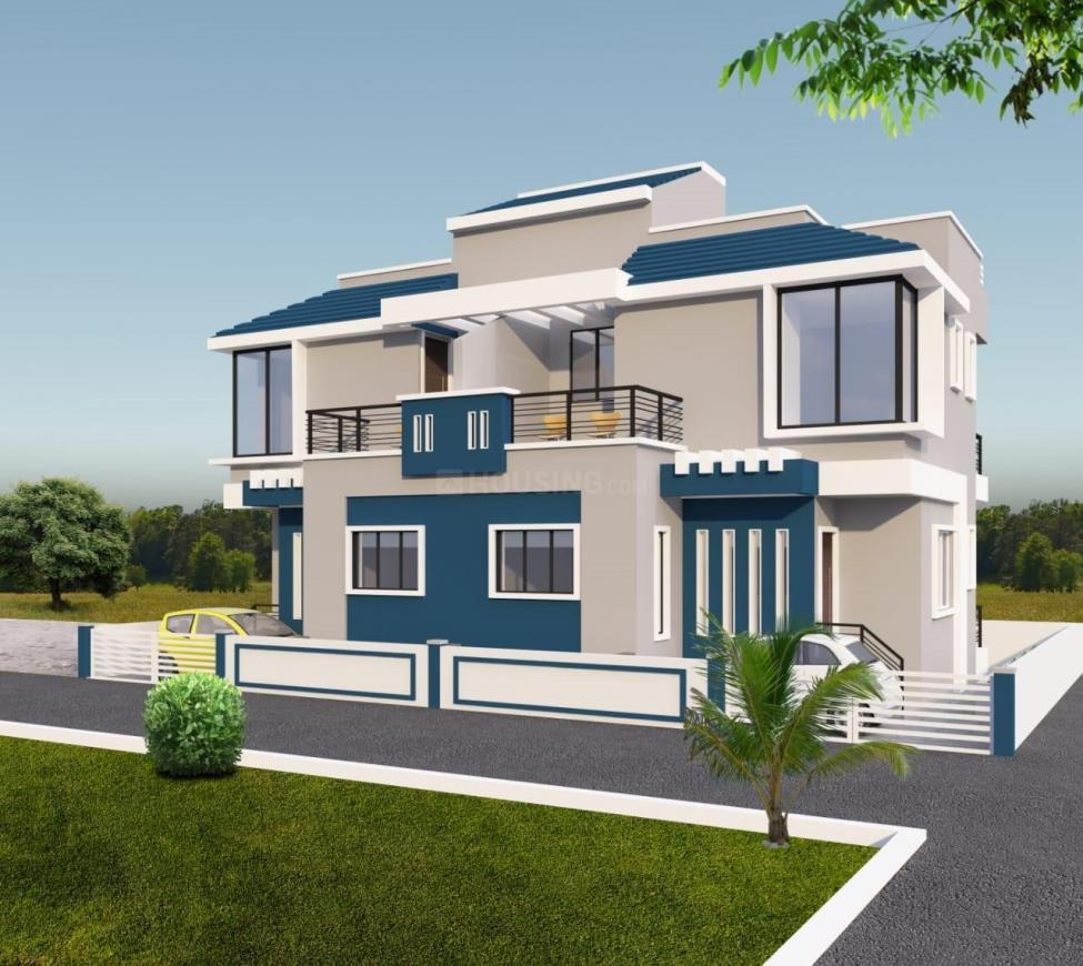 Building Image of 1300 Sq.ft 3 BHK Independent House for rent in Dhankawadi for 16000