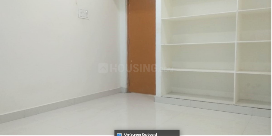 Bedroom Image of 1300 Sq.ft 2 BHK Apartment for rent in Mahadevpur Colony for 11500
