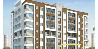 Gallery Cover Image of 581 Sq.ft 1 BHK Apartment for buy in Narhe for 2200000