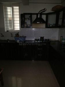 Kitchen Image of Innovative Meva Lakeview Residency in Bilekahalli