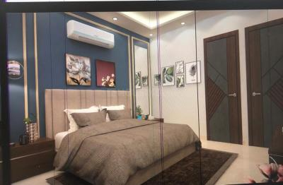 Gallery Cover Image of 2200 Sq.ft 4 BHK Apartment for rent in Apex Nanda Devi CGHS, Sector 10 Dwarka for 40000