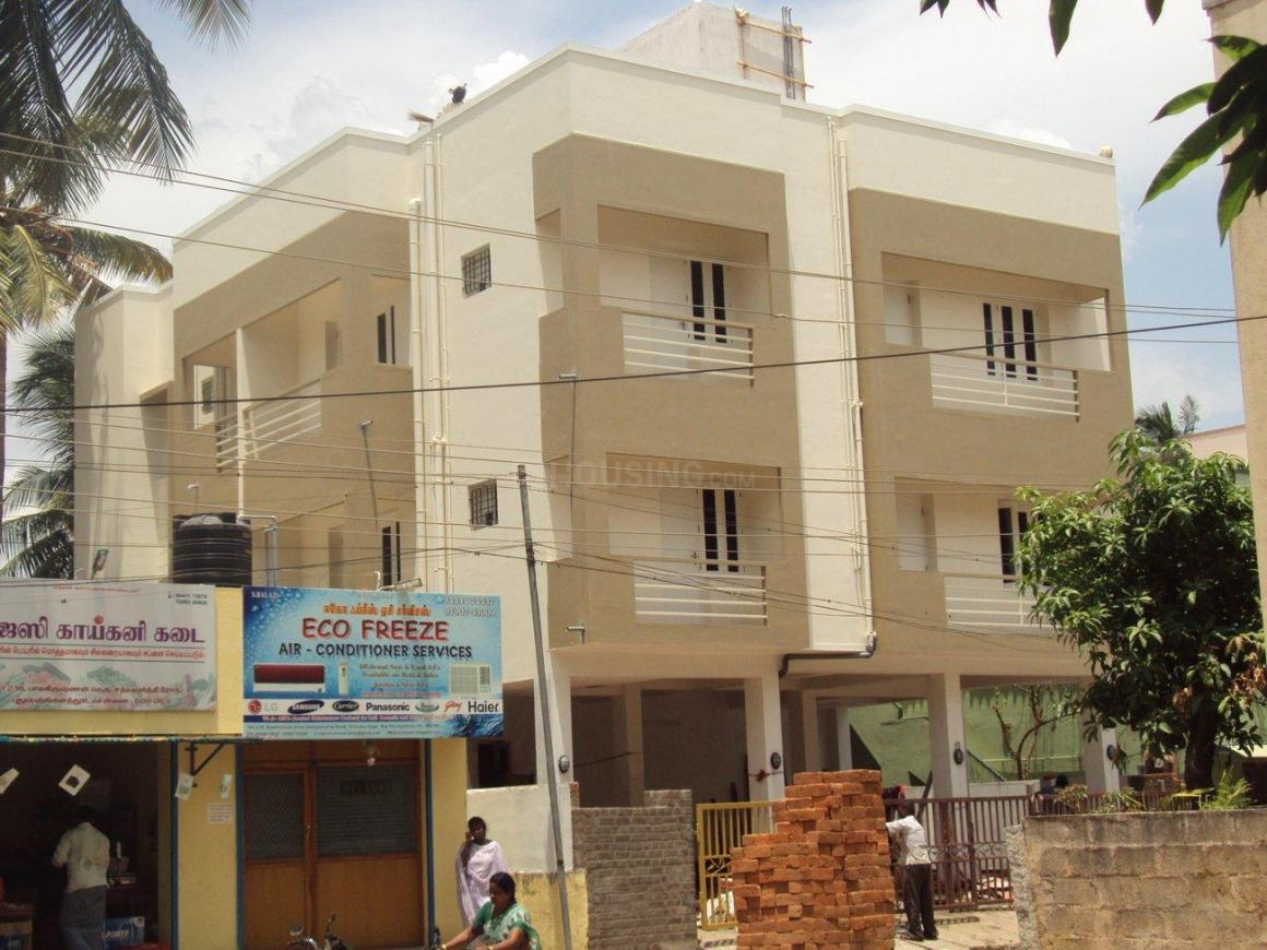 Building Image of 900 Sq.ft 2 BHK Apartment for rent in Tambaram for 12000