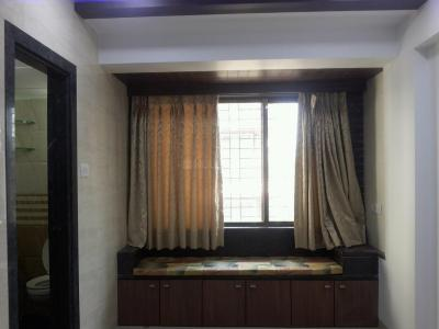 Gallery Cover Image of 595 Sq.ft 1 BHK Apartment for rent in Kopar Khairane for 19500