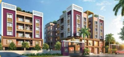 Gallery Cover Image of 1044 Sq.ft 2 BHK Apartment for buy in Sun Dwarka, Salt Lake City for 6200000