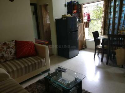 Gallery Cover Image of 620 Sq.ft 1 BHK Apartment for rent in Santacruz West for 58000