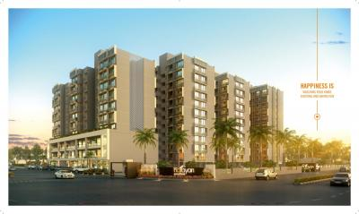 Gallery Cover Image of 1404 Sq.ft 2 BHK Apartment for buy in Shree Narayan Exotica, Memnagar for 7020000