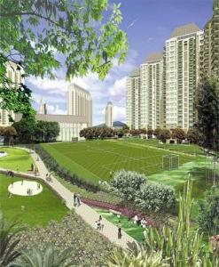 Gallery Cover Image of 1690 Sq.ft 2 BHK Apartment for buy in DLF Park Place, Sector 54 for 25000000