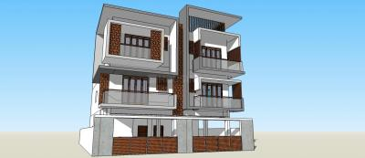 Gallery Cover Image of 7500 Sq.ft 10 BHK Independent House for buy in Horamavu for 38000000