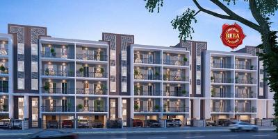 Gallery Cover Image of 1093 Sq.ft 3 BHK Independent Floor for buy in Sector 33, Sohna for 7200000