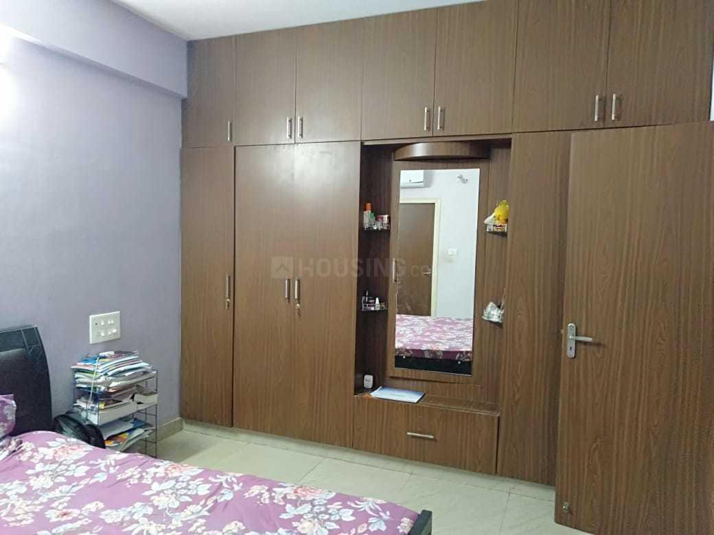 Bedroom Image of 1180 Sq.ft 2 BHK Apartment for buy in Thanisandra for 6400000