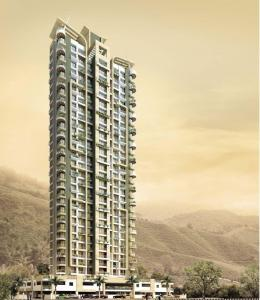 Gallery Cover Image of 1750 Sq.ft 3 BHK Apartment for buy in Paradise Sai Solitaire, Kharghar for 16200000