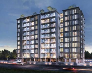 Gallery Cover Image of 1531 Sq.ft 2 BHK Apartment for buy in Thiruvanmiyur for 25000000