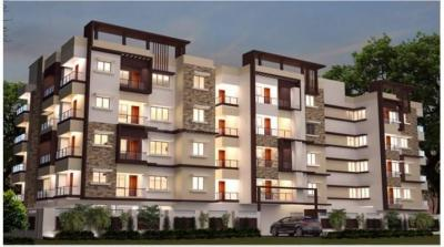 Gallery Cover Image of 900 Sq.ft 2 BHK Apartment for buy in Tatabad for 4730000