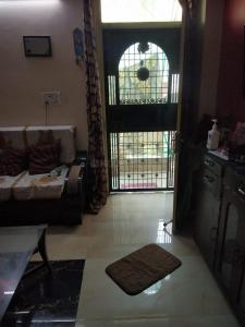 Gallery Cover Image of 500 Sq.ft 1 BHK Apartment for buy in Radha Krishna Apartment, Khanpur for 1800000