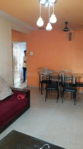 Gallery Cover Image of 1100 Sq.ft 3 BHK Apartment for rent in Lalani Residency, Thane West for 30000