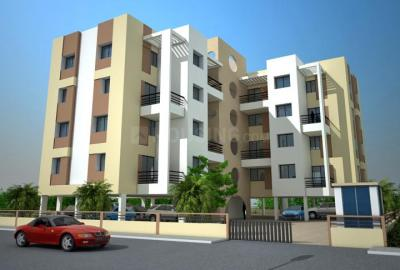 Gallery Cover Image of 597 Sq.ft 1 BHK Apartment for buy in Municipal Colony for 5200000
