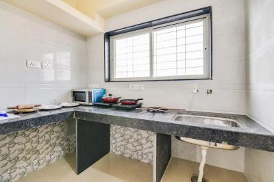 Kitchen Image of Oyo Life Pun833 in Hadapsar