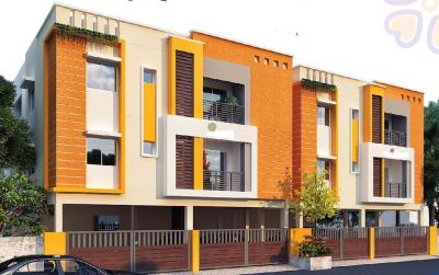 Gallery Cover Image of 610 Sq.ft 1 BHK Apartment for buy in Medavakkam for 2970000