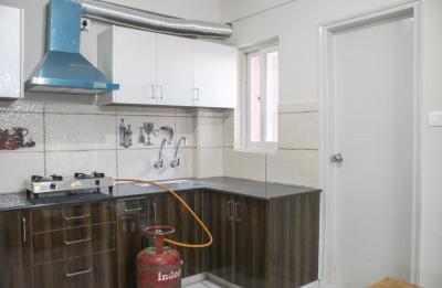 Kitchen Image of Babu Nest 008 in Hennur