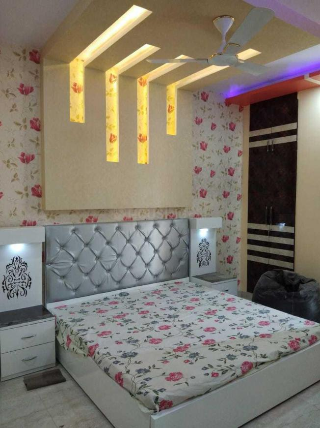 Bedroom Image of 513 Sq.ft 2 BHK Apartment for buy in Dwarka Mor for 2899000