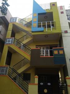 Gallery Cover Image of 1000 Sq.ft 1 BHK Independent House for rent in Vidyaranyapura for 500000