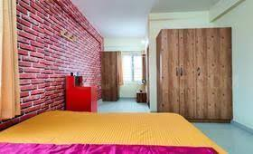 मराठाहल्लि में कोलिवे मॉर्गन हिल में बेडरूम की तस्वीर
