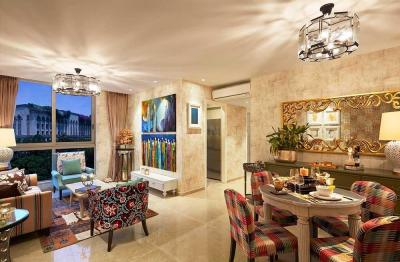 Gallery Cover Image of 1200 Sq.ft 2 BHK Apartment for rent in Hiranandani Zen Atlantis, Powai for 75000