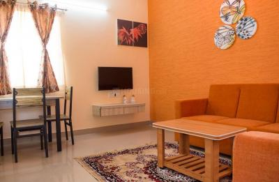 Gallery Cover Image of 1100 Sq.ft 1 BHK Independent House for rent in Devarachikkana Halli for 17400