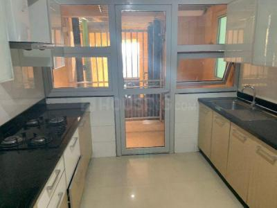 Gallery Cover Image of 1820 Sq.ft 3 BHK Apartment for rent in DB Woods, Goregaon East for 70000