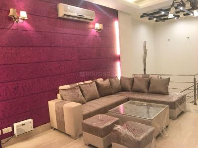 Gallery Cover Image of 1350 Sq.ft 2 BHK Independent House for rent in Saket Harmony, Said-Ul-Ajaib for 55000