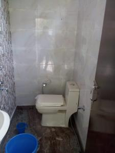 Bathroom Image of Wood House Girls PG in Pitampura