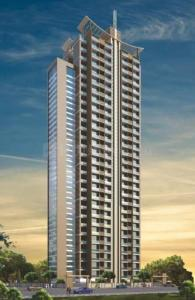 Gallery Cover Image of 850 Sq.ft 2 BHK Apartment for rent in Puneet Kanchanganga Phase One Floor 0 To Floor 25, Thane West for 26000