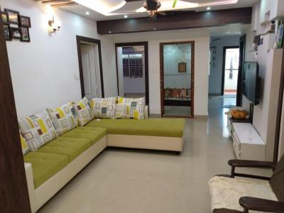Gallery Cover Image of 1405 Sq.ft 3 BHK Apartment for buy in Sunrise Brundhavan Gardens, Bikasipura for 9500000