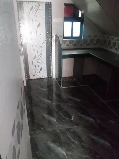 Kitchen Image of 400 Sq.ft 1 RK Independent Floor for rent in Kopar Khairane for 7000
