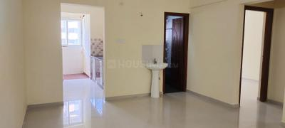 Gallery Cover Image of 1000 Sq.ft 1 BHK Apartment for rent in Vmaks Heights, Electronic City for 14000