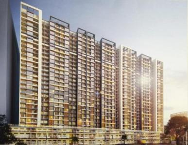 Gallery Cover Image of 980 Sq.ft 2 BHK Apartment for buy in Bramha Corp The Collection, Wadgaon Sheri for 8300000