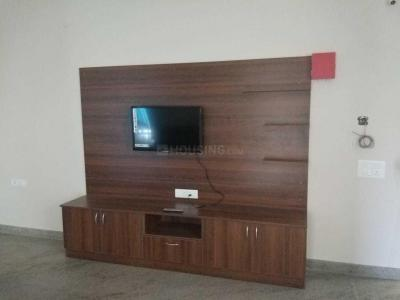 Gallery Cover Image of 1627 Sq.ft 3 BHK Apartment for rent in Vinyaas Virtue, Jalahalli for 28000