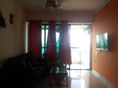 Gallery Cover Image of 1033 Sq.ft 2 BHK Apartment for rent in Thane West for 21000