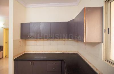 Kitchen Image of Krishneel Kutter Apartment F1 in Banaswadi