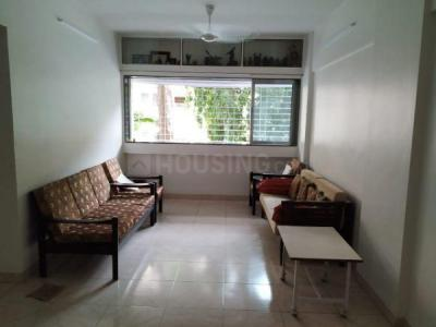 Gallery Cover Image of 860 Sq.ft 2 BHK Apartment for rent in Textile and Technocraft Society, Prabhadevi for 75000