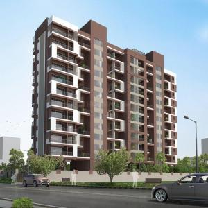 Gallery Cover Image of 1242 Sq.ft 2 BHK Apartment for buy in Gokhalenagar for 19300000
