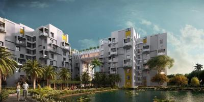 Gallery Cover Image of 1020 Sq.ft 2 BHK Apartment for buy in Ballygunge for 6770000