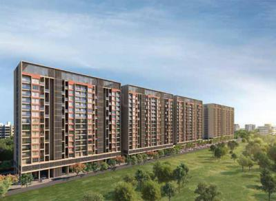 Gallery Cover Image of 1186 Sq.ft 3 BHK Apartment for buy in Kohinoor Presidentia, Ghorpadi for 12100000