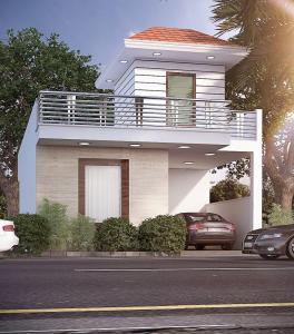 Gallery Cover Image of 1510 Sq.ft 3 BHK Independent House for buy in Noida Extension for 3210000